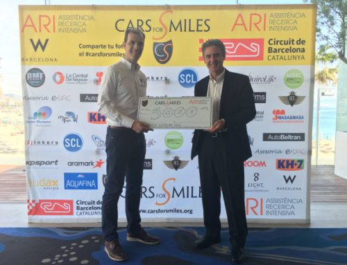 Cars for Smiles dona 5.000 euros al Proyecto ARI